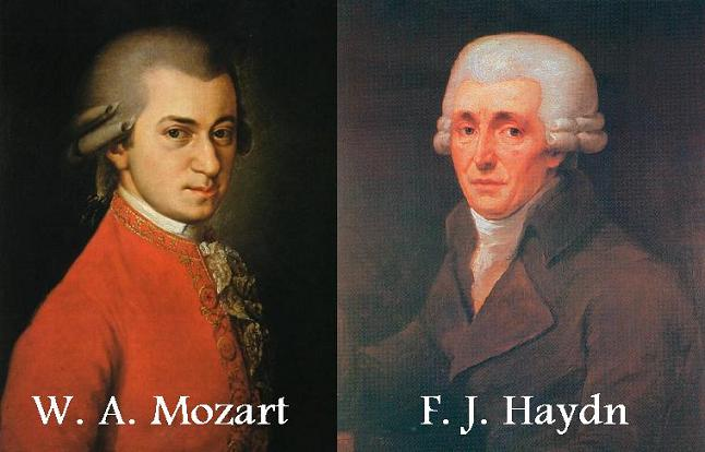 mozart and haydn The classical style: haydn, mozart, beethoven, w w norton & company isbn 0-393-31712-9 rushton, julian  new grove dictionary of opera.